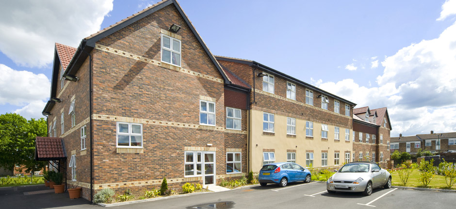 Residential Care Homes In Newton Aycliffe